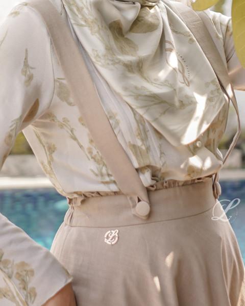 MF 11 SET (Short shirt and sundress skirt)