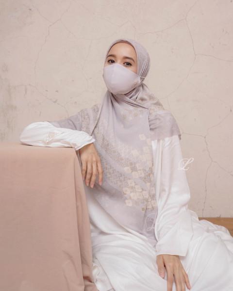Masker Minang Silver