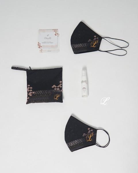 Masker Minang Black