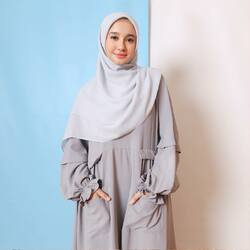 Bismillahirrahmanirrahim,Let's go back to work with #HananiaDress in Light Grey & #NauraSeries in Cool Grey 🤍🥰 kombinasi yang super comfy dan anti ribet bisa banget jadi temen kamu sehari-hari Lgirls~Available for order through whatsapp admins & e-commerce! Happy Shopping🤍Website: www.lbylcb.com Malaysia: +60 112-1257-168 Whatsapp 1: +62 812-9125-6179 Whatsapp 2: +62 8211-2250-088 Whatsapp 3: +62 812-2181-6645 CS Website: +62 8124-4687-795#LbyLCB #LoveConfidenceBeauty